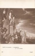 Peinture - [Paul] P. Véronèse : Le Calvaire - Musée Du Louvre - Electrophot N° 322 (non Circ.) - [Christ] - Peintures & Tableaux