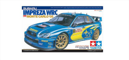 Subaru Impreza WRC Monte Carlo ´05 1/24 ( Tamiya ) - Cars