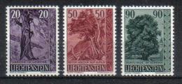 LIECHTENSTEIN  Xx  1959   MI 377-79    Vedi  Foto ! - Liechtenstein