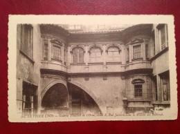69 Rhône LE VIEUX LYON 8 Rue Juiverie Maison Des Bullioud - Lyon 5