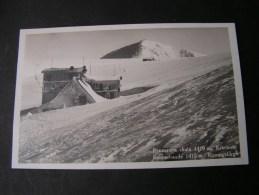 == Krkonose Rennerova Chata -  Renner Baude Foto 1930  Spindlermühle - Tschechische Republik