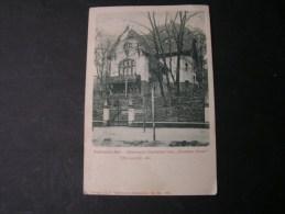 == Eberswalde  Haus Der Akademischen Gesellschaft * 1907 - Eberswalde