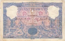 Peu Courant 100 Francs Du 5.2.1907 - 1871-1952 Anciens Francs Circulés Au XXème