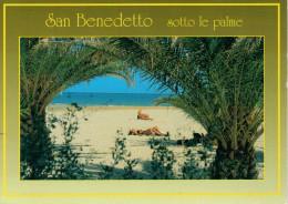 SAN  BENEDETTO  DEL  TRONTO (AP)  SOTTO LE  PALME   MAXI-CARD  (NUOVA) - Italien