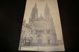 CPA 03 MOULINS. église Du Sacré- Coeur. - Moulins