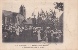 Le Mesnil Vigot/50/ La Saint Germain ,fête Du Village/ Réf:C3896 - Frankrijk