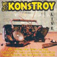 FIESTA KONSTROY - CD - PUNK - MISS HELIUM - SLUGS - PROUTERS - Dimi DERO INC - GUERILLA POUBELLE - MAN MADE MONSTER - Punk