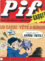 Pif Gadget N°196 (Vaillant 1434) -  Fanfan La Tulipe - N° Incomplet - Pif Gadget