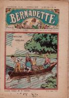 BERNADETTE   N°439    MAI 1938    LE COSTUME D'ELISA - Kinder- & Jugendzeitschriften