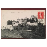 Ceyzérieu  Château Féodal De Grammont    Cliché Marcelin Belley - Belley