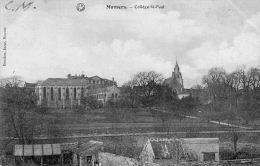 CPA - MAMERS (72) - Aspect Du Quartier Du Collège Saint-Paul En 1915 - Mamers
