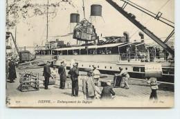 DIEPPE - Embarquement Des Bagages. - Dieppe