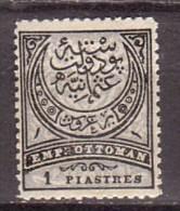 Türkei , 1880 , Mi.Nr. 40 * Gefalzt - 1858-1921 Ottoman Empire