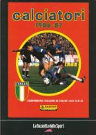 Campionato Di Calcio 1986-1987-Gazzetta Dello Sport  (290810) - Sports