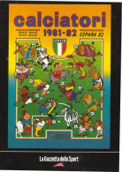 Campionato Di Calcio 1981-1982 -Gazzetta Dello Sport  (290810) - Sports