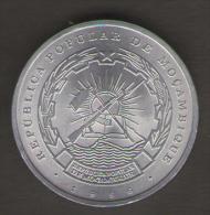 MOZAMBICO SERIE 3 MONETE 50 CENTS 2,5 METICAIS 1 METICAL - Mozambico
