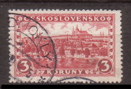 Tschechoslowakei / CSSR , 1927 / 1929 , Mi.Nr. 264 O / Used - Gebraucht
