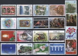 Ireland Small Selection Of Fine Used Commemorative Stamps. - Ireland