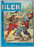 Les Albums Du Grand Blek N° 103, 1967 - Blek