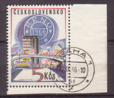 Tschechoslowakei / CSSR , 1967 , Mi.Nr. 1650 O / Used Blockmarke - Tschechoslowakei/CSSR