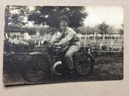 "AK   MOTORRÄD   BIKE   MOTORCYCLE    "" DKV ""    BEOGRAD   1927 - Motos"