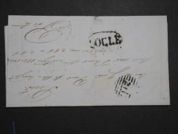 PORTUGAL - Lettre ( Avec Texte )de S Brar Pour Porto En 1862 - A Voir - Lot P14260 - Cartas