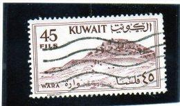 1961 Kuwait - Wara Hill - Kuwait