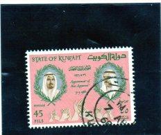 1966 Kuwait - Appointment Of Heir Apparent - Kuwait