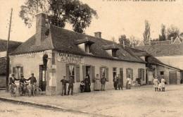 PAYNS (Aube) - Café-Restaurant De La Lyre - France