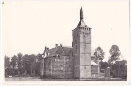 Sint Pieters Rode: Le Château: Donjon. - Holsbeek