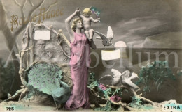CPA / Postcard / New Year Card / Carte De Nouvel An / Bonne Année / Mastroianni Style / EXTRA No 725 / 1911 - Mastroianni