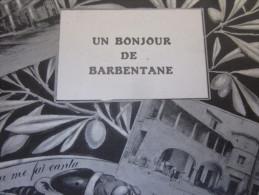 1917 CPA UN BONJOUR DE BARBENTANE MULTI VUE Cigale Département Bouches-du-Rhône Région Provence-Alpes Cote D´Azur - France