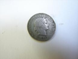 Monnaie. 55. 5 Rappen. 1914. B - Suisse