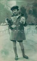 CPA / Postcard / New Year Card / Carte De Nouvel An / Bonne Année / Fille / Girl / P.C. Paris No 2285 - Anno Nuovo