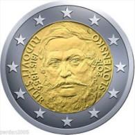 Slovakije 2015   2 Euro Commemo    Ludovit Stur     UNC Uit De Rol  UNC Du Rouleaux  !! - Slovaquie