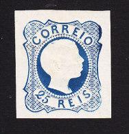 Portugal, Scott #6a, Mint No Gum, King Pedro V, Issued 1855 - 1855-1858 : D.Pedro V