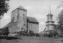(D14 - 191 - )  Ouffet - Ancienne Tour De Justice Et L'Eglise - Ouffet