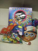 Boîte Neuve Kit COTILLONS 10 Personnes + Kit Entamé - Fiestas & Eventos