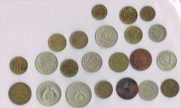 1 Kopeck 1906, 1 Kopeck 1903,1961,1973,1964...  X 22  !!!!ensemble De Pièces De Monnaie-set Of Coins - Russie