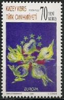 Cipro Turca/Turkish Cyprus/Chypre Turc: Europa CEPT - 2006