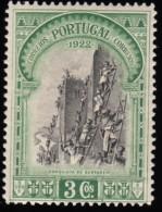 PORTUGAL - Scott #438 Independence, Siege Of Santarem / Mint NH Stamp - 1910-... Republic
