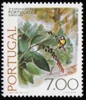 PORTUGAL - Scott #1300 Prunus Lusitanica / Mint NH Stamp - Unused Stamps