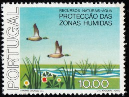 PORTUGAL - Scott #1310 Environmental Protection / Mint NH Stamp - Unused Stamps
