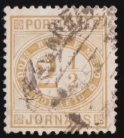 PORTUGAL - Scott #P1 Newspaper (*) / Used Stamp - Used Stamps