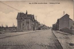 02- La Fere Faubourg De Laon - France