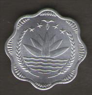 BANGLADESH SERIE 5 10 25 POISHA - Bangladesh