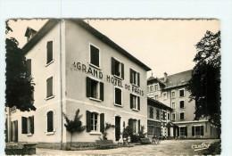 VILLARD De LANS - Grand Hôtel De PARIS -  2 Scans - Villard-de-Lans