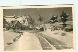 VILLARD De LANS - Paysage D' Hiver - Maisons Sous La Neige - TBE -  2 Scans - Villard-de-Lans