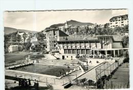 VILLARD De LANS - La PISCINE -  2 Scans - Villard-de-Lans