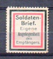 Soldatenbrief (?) - Zonder Classificatie